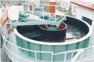 CQF型高效浅层气浮装置