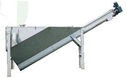 SF、LSF型螺旋式砂(粗颗粒)水分离机